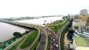 Le pont Charles de Gaulle